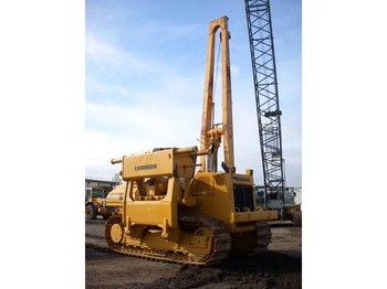 Liebherr RL 52 HD 90 t lifting capacity MIETE RENTAL - poseur de canalisations
