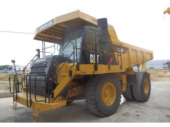 Tombereau rigide Caterpillar 773 F