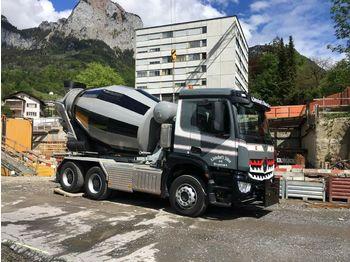 Toupie béton Mercedes-Benz 3342 6x4 / EuromixMTP  WECHSELSYSTEM KIPPER+MISC