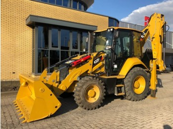 Caterpillar 432F2 4x4 Backhoe loader - tractopelle