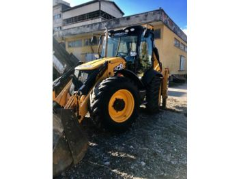 Tractopelle JCB 2014 4CX GOOD CONDITION