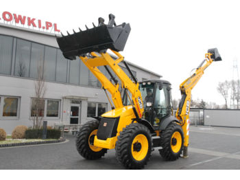 Tractopelle JCB BACKHOE LOADER 4CX P21 ECO