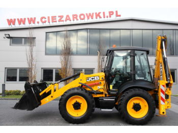 Tractopelle JCB BACKHOE LOADER 4CX P21 ECO SITEMASTER