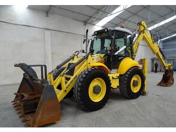 Tractopelle New Holland B 115