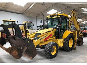 Tractopelle New Holland LB110