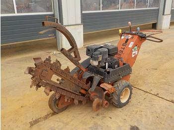 Ditch Witch 1030 - trancheuse