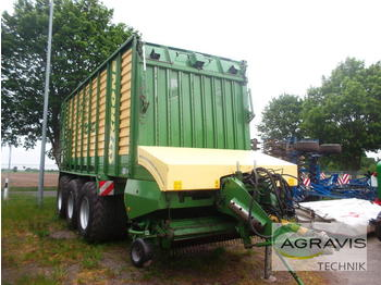 Krone ZX 450 GD - autochargeuse