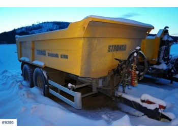 Stronga DL1000 - benne agricole