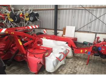 Lely 280fc, 280mc, maaiers  - faucheuse