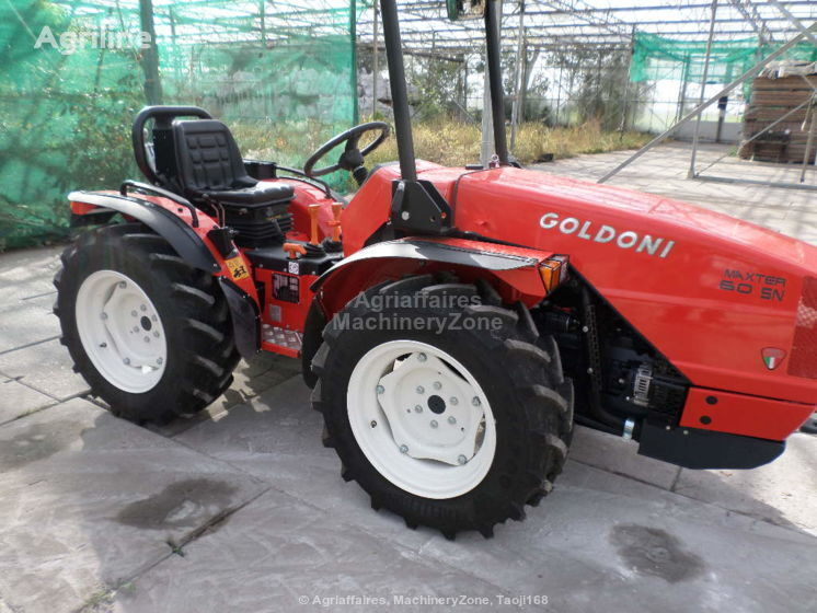 mini tracteur Goldoni MAXTER 60SN