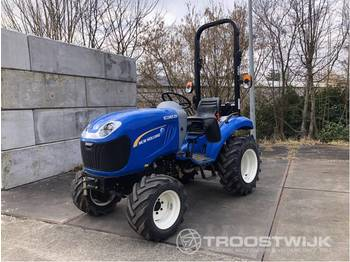 New Holland Boomer 20 - mini tracteur