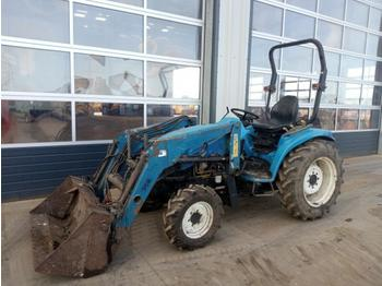 New Holland TC27D - mini tracteur
