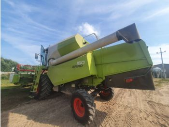 CLAAS AVERO 160 - moissonneuse-batteuse