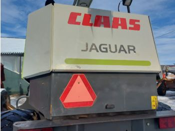 CLAAS Jaguar 900 + Champion 360 - moissonneuse-batteuse