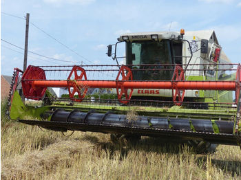 CLAAS Mega 360 - moissonneuse-batteuse
