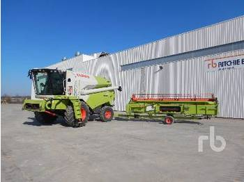 CLAAS TUCANO 470 Moissonneuse Batteuse Small Grain - moissonneuse-batteuse