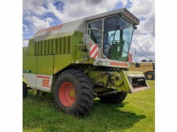Moissonneuse-batteuse CLAAS dominator 108