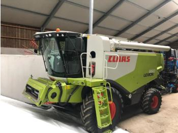 CLAAS lexion 660 top-zustand mit wenig stunden - moissonneuse-batteuse