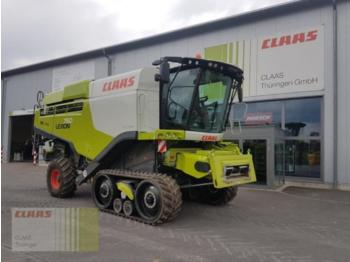 Moissonneuse-batteuse CLAAS lexion 750 terratrac