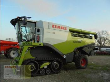 Moissonneuse-batteuse CLAAS lexion 760 terratrac