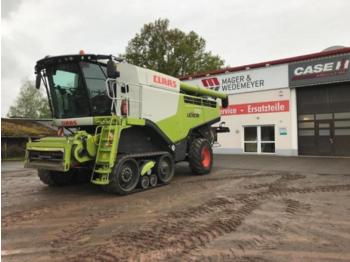 Moissonneuse-batteuse CLAAS lexion 770 terratrac