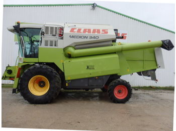 Claas MEDION 340 - moissonneuse-batteuse