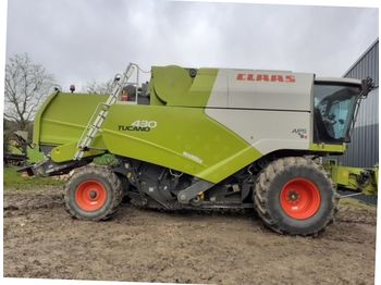 Claas TUCANO 430 - moissonneuse-batteuse
