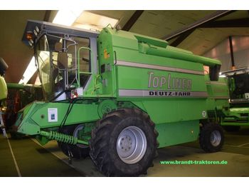 Moissonneuse-batteuse DEUTZ-FAHR 4065 HTS