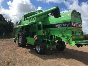 DEUTZ-FAHR 5660HTS - moissonneuse-batteuse