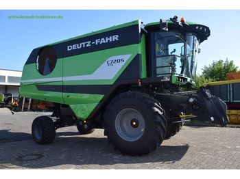 Moissonneuse-batteuse DEUTZ-FAHR C 7205 TS