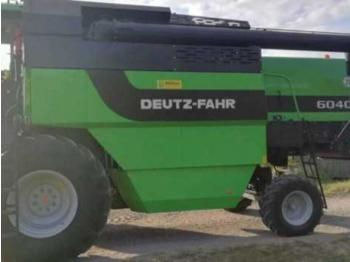 Moissonneuse-batteuse Deutz-Fahr 6040