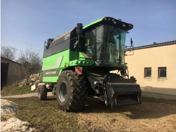 Deutz-Fahr 6040 hts & schneidwerk/ top zust. - moissonneuse-batteuse