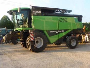 Moissonneuse-batteuse Deutz-Fahr 6060 hts