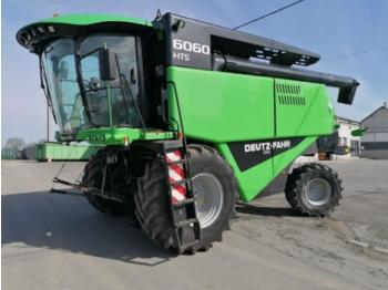 Deutz-Fahr 6060hts balance - moissonneuse-batteuse