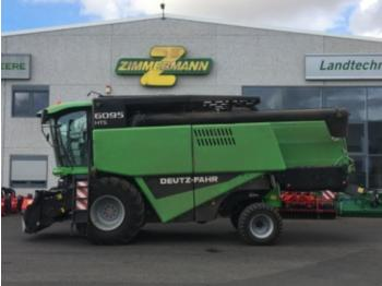 Deutz-Fahr 6095 hts balance - moissonneuse-batteuse