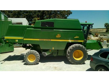 JOHN DEERE 2264 HILLMASTER - moissonneuse-batteuse