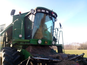 Moissonneuse-batteuse JOHN DEERE 9560