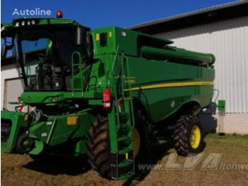 Moissonneuse-batteuse JOHN DEERE S685