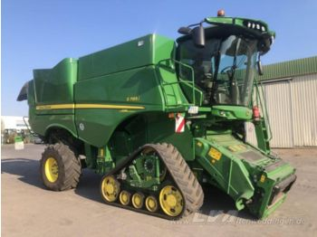Moissonneuse-batteuse JOHN DEERE S785