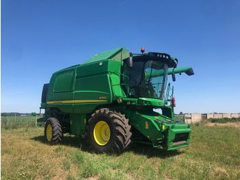 Moissonneuse-batteuse JOHN DEERE W540: photos 1