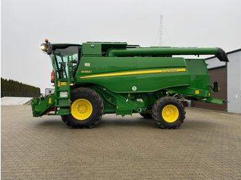 Moissonneuse-batteuse JOHN DEERE w650i