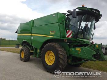 John Deere S680 i - moissonneuse-batteuse