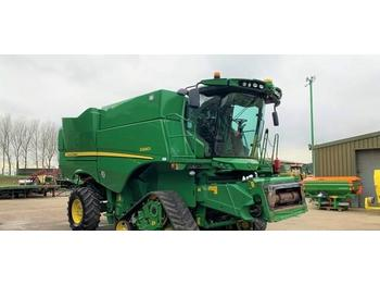 John Deere S690  - moissonneuse-batteuse