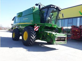 John Deere S690i - moissonneuse-batteuse