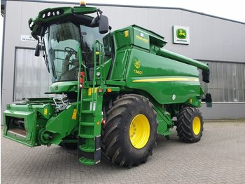 John Deere T560 I - moissonneuse-batteuse