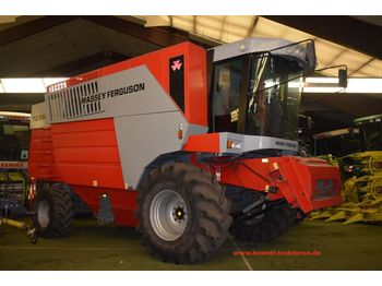 Moissonneuse-batteuse MASSEY FERGUSON MF 7256 (4x4): photos 1