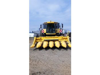 NEW HOLLAND CX5080 - moissonneuse-batteuse
