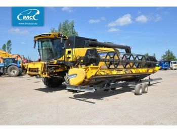 NEW HOLLAND CX8.85 - moissonneuse-batteuse