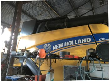 New Holland CR 9080 smartrac 4x4 - moissonneuse-batteuse
