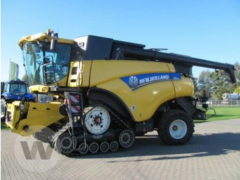 New Holland CR 9090 Elevation SCR Raupe - moissonneuse-batteuse